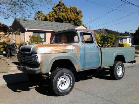1959 Ford F100 4x4