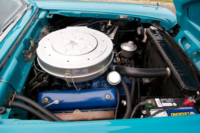 1959 ford f100 292 engine pictures to pin on pinterest
