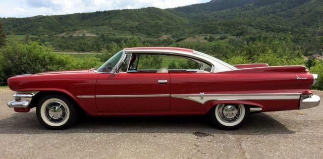 1960 Dodge Dart Phoenix Not Fury Impala Cadillac 1959 1961