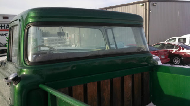 1960 FORD F100 / 2008 CROWN VIC COMPLETE SWAP