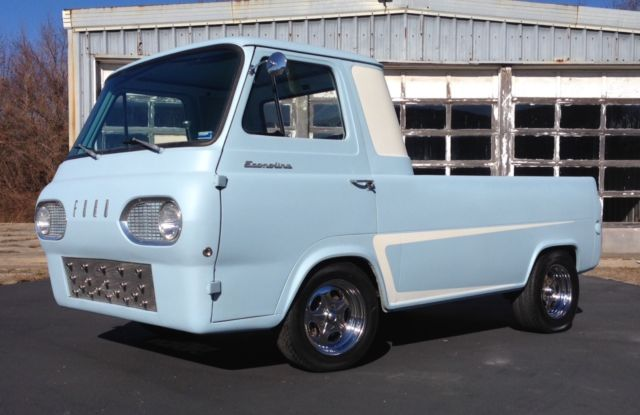 1961 Ford Econoline Pickup E100 Hot Rod Classic Restored