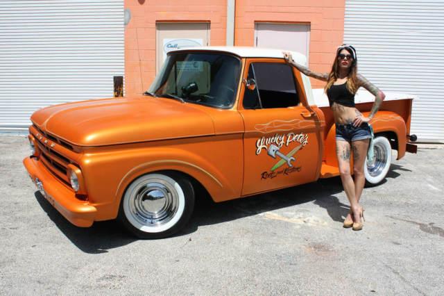 Car Imiges Painted Hot Rod Flatz