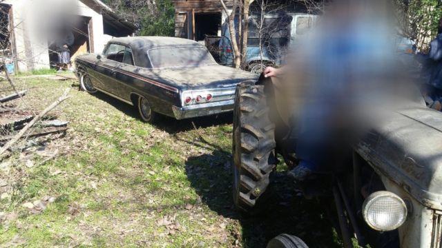 1962 Chevrolet Impala Barn Find Low Miles Texas Car