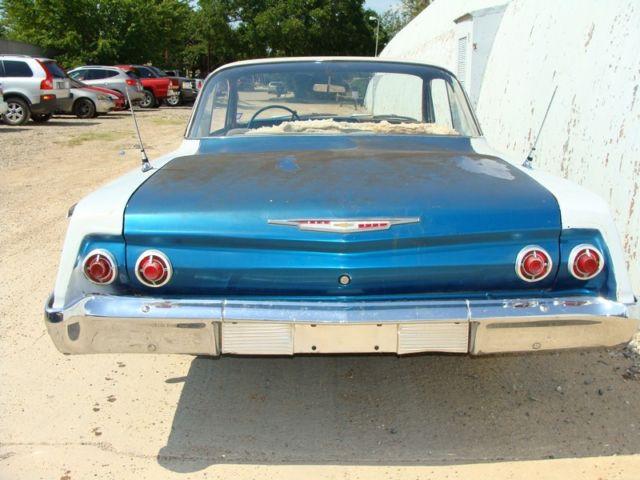 1962 chevy bel air sport coupe 21637 thomas weeks fired up garage misfit garage. Black Bedroom Furniture Sets. Home Design Ideas