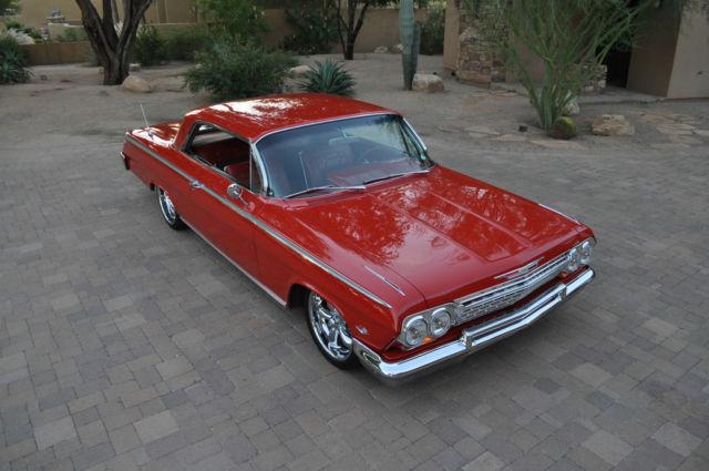 1962 Chevy Impala Ss Pro Touring