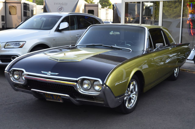 1962 Ford Thunderbird Excellent Condition Tons Of New