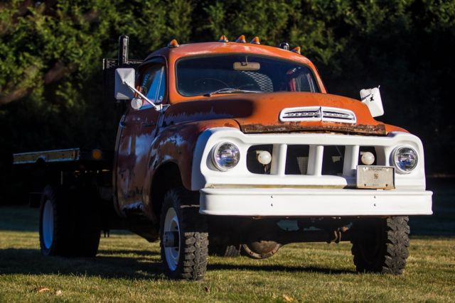 1962 Studebaker Transtar Pickup Truck 1 ton NAPCO 4x4 (4wd)