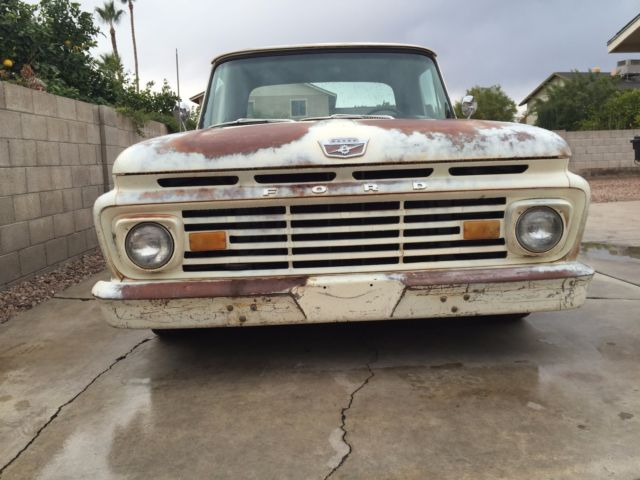 Ford F Debadged also Ford F Short Bed Unibody Custom Rat Rod Pickup Truck besides Ford F Unibody Big Window Swb Truck likewise B E C Ef D Fb Afcf also Ford F Unibody. on 1963 ford unibody custom cab