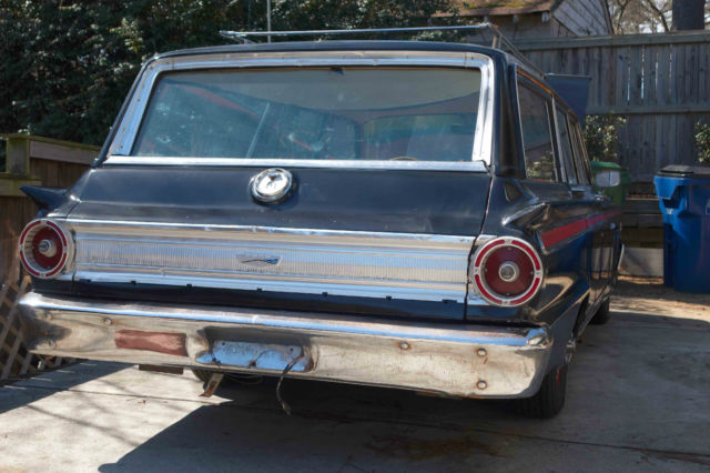 1963 Ford Fairlane 500 Ranch Station Wagon