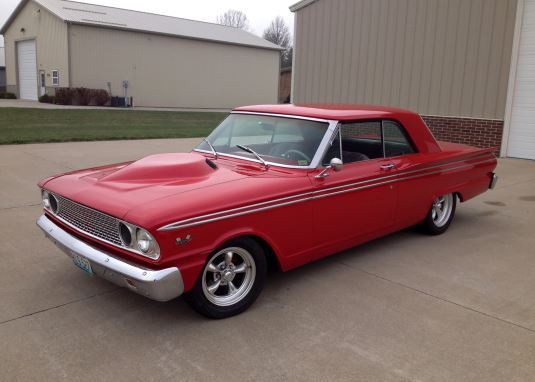 1963 Ford Fairlane 500 Restomod