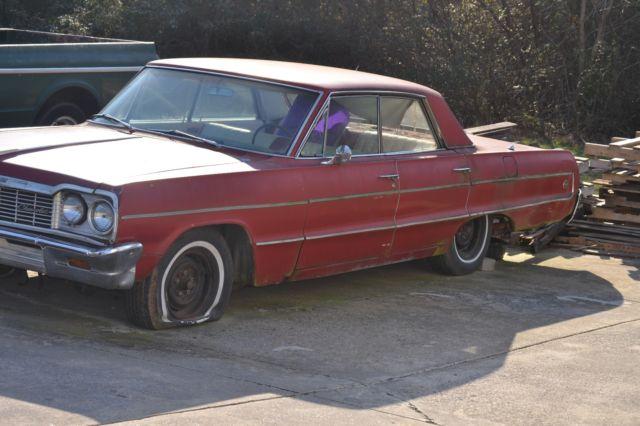 1964 4 Door Chevy Impala