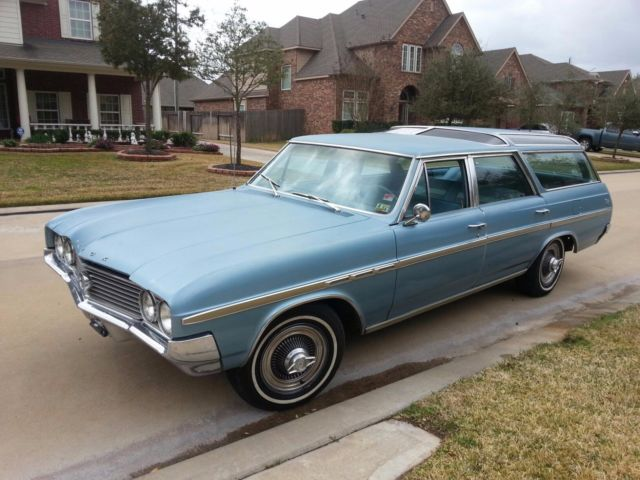 1967 Buick Sport Wagon 1965 Buick Sport Wagon For Sale On