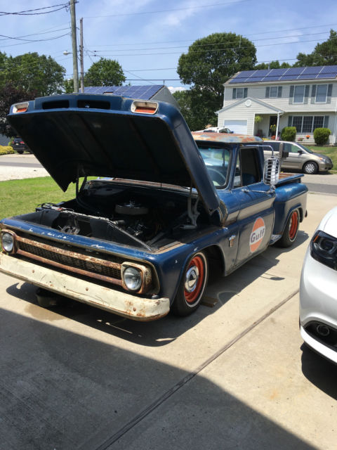 1964 chevrolet c10 stepside with rebuilt chevy 350 and 4 speed muncie. Cars Review. Best American Auto & Cars Review