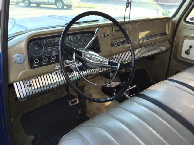 1964 Chevy C10 Longbed Custom Cab Automatic 327/700R4 22 ...