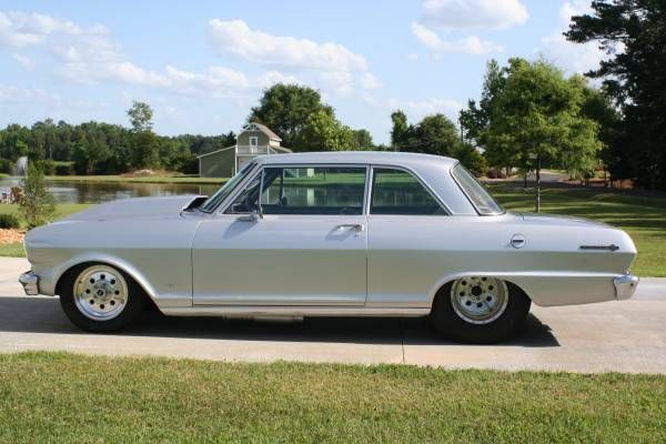 1964 chevy ii pro street. Black Bedroom Furniture Sets. Home Design Ideas