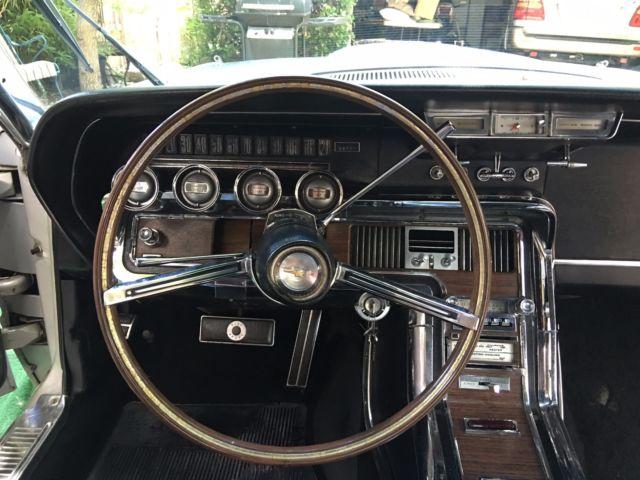 1964 ford thunderbird landau luxurious for Thunderbird motors san antonio tx