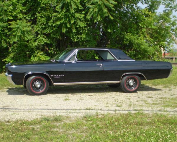 1964 pontiac grand prix 4 speed excellent hot rod pro touring super duty custom. Black Bedroom Furniture Sets. Home Design Ideas