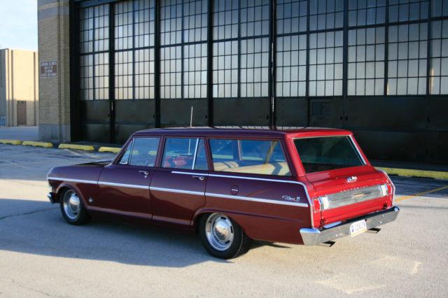 1965 chevrolet nova station wagon. Black Bedroom Furniture Sets. Home Design Ideas