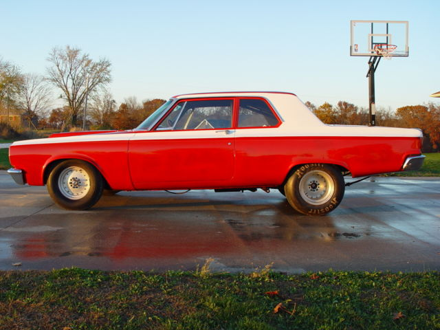 1965 Dodge Coronet W051 A990 Hemi Superstock Drag Tribute
