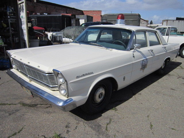 Cop Cars For Sale >> 1965 FORD CUSTOM MOVIE POLICE CAR GALAXIE