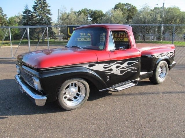 1965 ford f150 429 v8 trades offers for Ford f150 paint job cost