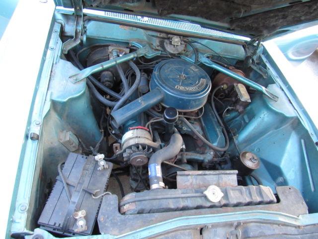 1965 Rambler Marlin Coupe 287 V8 Automatic Trans Amc