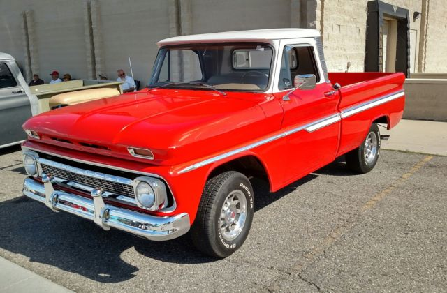 1965 to 1966 chevrolet chevy c10 short wheel base truck. Black Bedroom Furniture Sets. Home Design Ideas