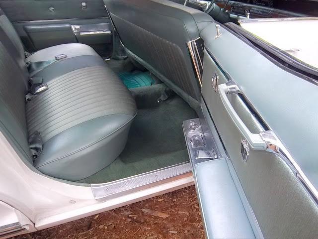 1966 Buick Electra Hardtop 4 Door 6 6l White 53899mi
