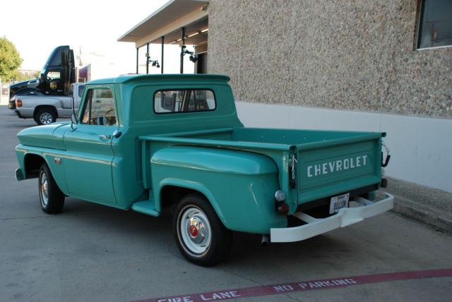 1966 Chevrolet C10 Truck Pickup Frame Off Rotisserie