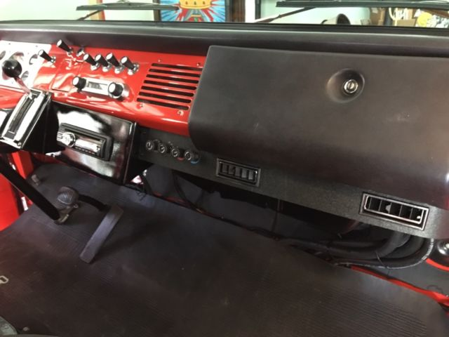 1966 Ford Econoline Pickup Pristine Inside Out And Underneath