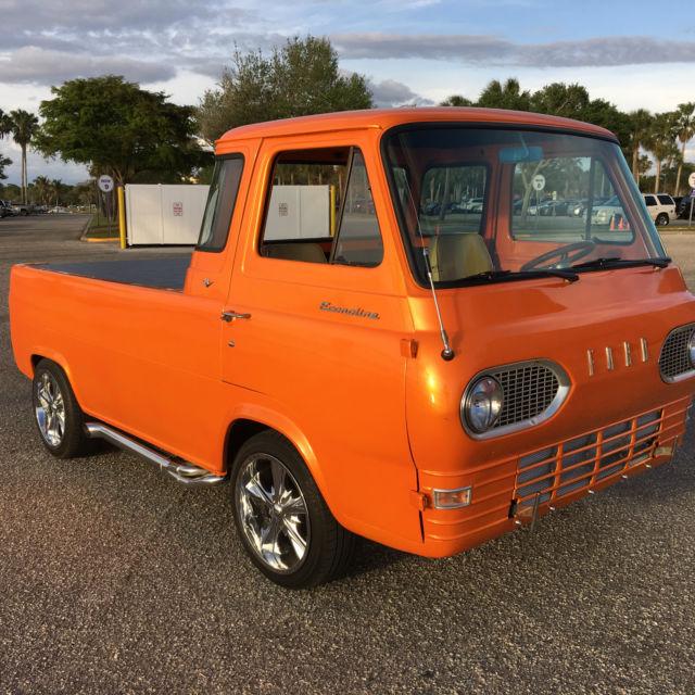 1966 Ford Econoline Pickup