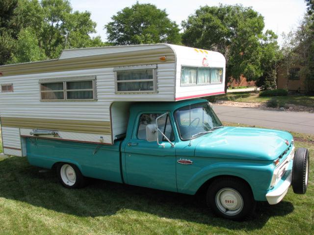 ford   camper special  miles riviera camper