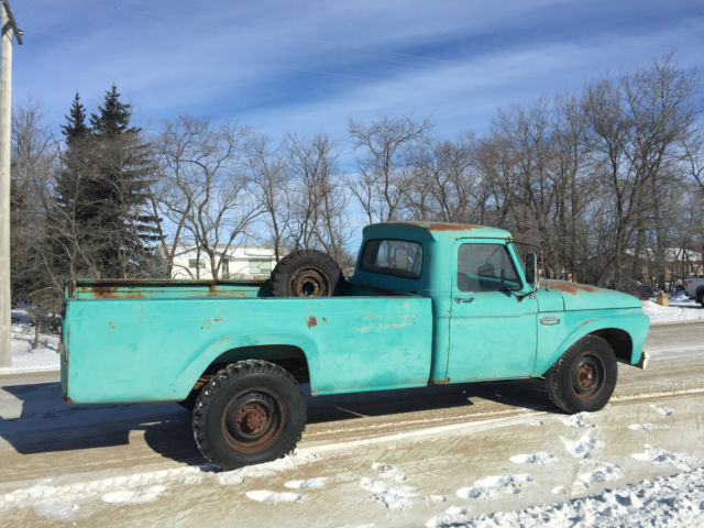 Looking for a styleside short bed for 66' ford F-100 4x4 - Ford Truck Enthusiasts Forums