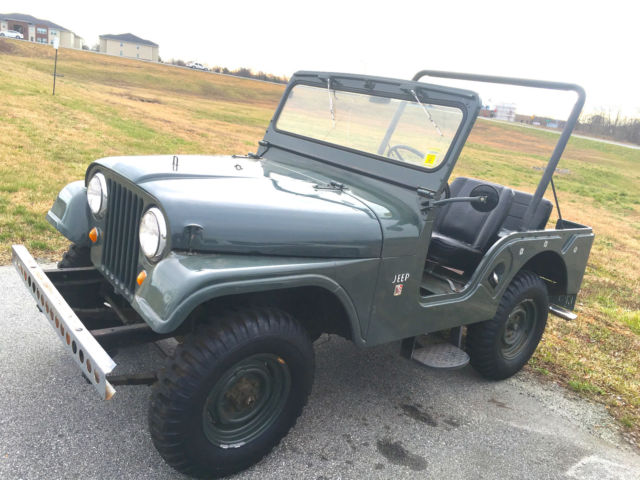1966 jeep willy cj5 v6 engine 4x4 original low miles 22k. Black Bedroom Furniture Sets. Home Design Ideas