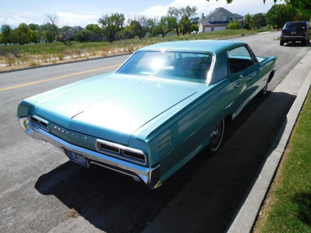 1966 Pontiac Star Chief Beautiful Survivor With Only 32000 Miles