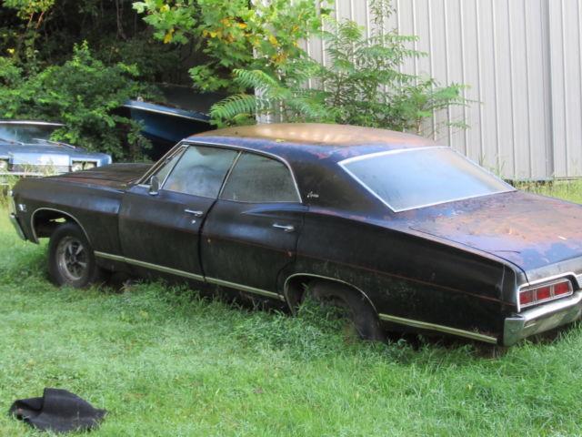 Supernatural Car Model Uk
