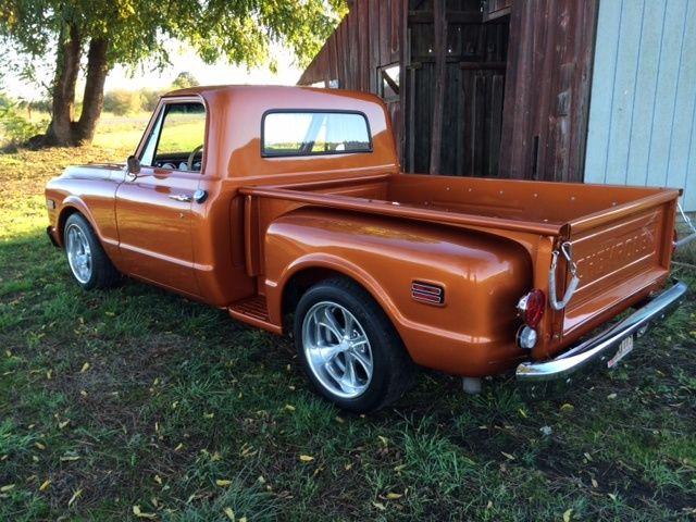 1967 chevy c