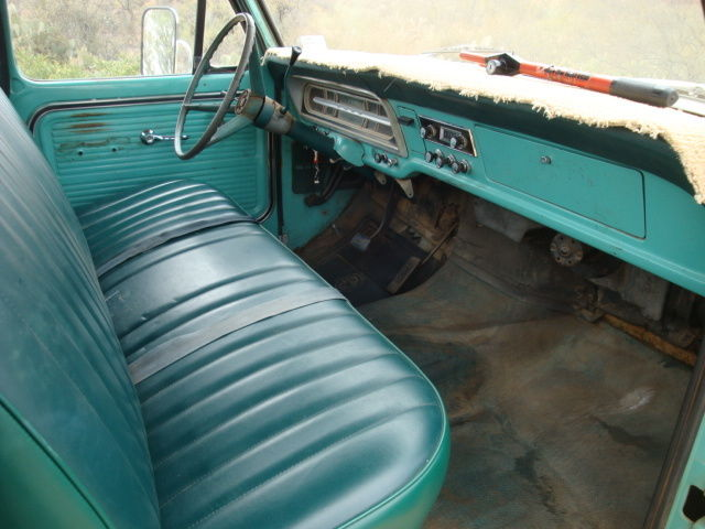 1967 Ford F100 Quot Camper Special Quot Pick Up V8 Auto Extra
