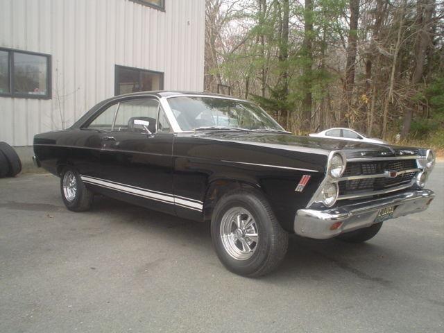 1967 FORD FAIRLANE 500 390 CU