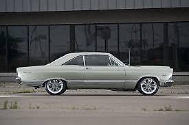 1967 Ford Fairlane Pro Touring Resto Mod Street
