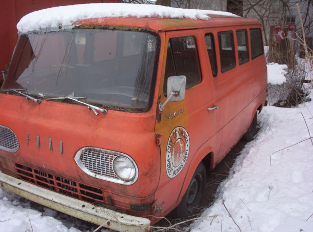 1965 Ford Falcon Van | Advance Wiring Diagrams - 20 16 tsv
