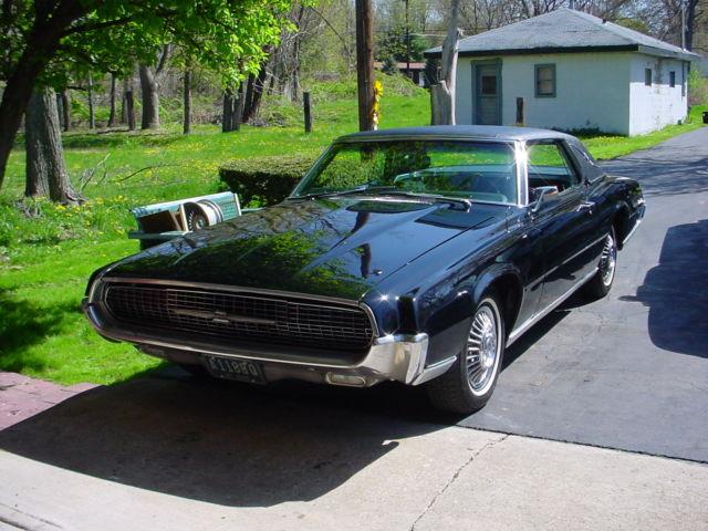 1967 Ford Thunderbird Landau Beauty