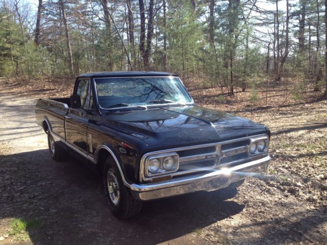 1967 GMC pickup truck