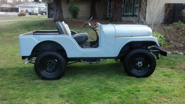 1967 Kaiser Willys Jeep Cj 5