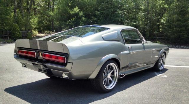Mustang Eleanor Cost