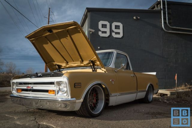 How To Build A Pro Touring Truck