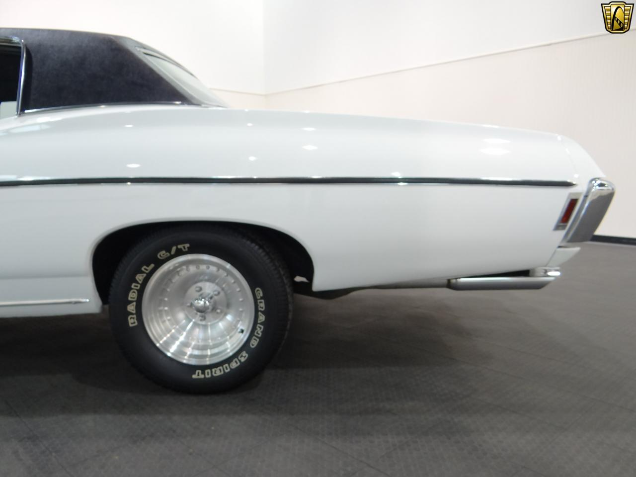 1968 Chevrolet Impala Ss 37865 Miles White 2dr 427 Cid V8 3 Speed Chevy Automatic