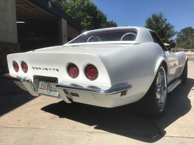 1968 Chevy Corvette Convertible C3 Pro Touring