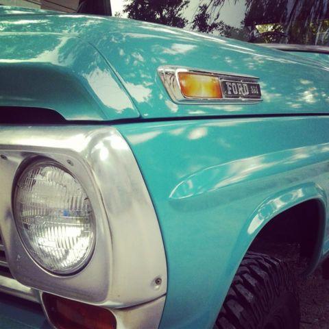 1968 Ford F 250 Highboy 4x4 Factory High Rider Very