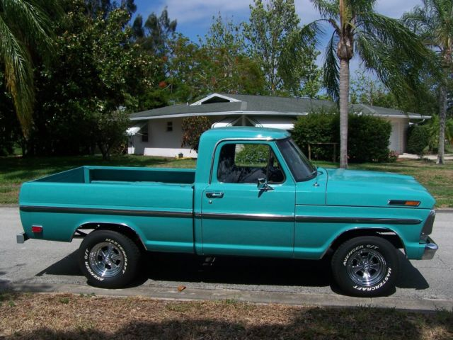 1968 Ford F100 Short Bed Pickup Truck Frame Off